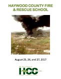 Cover of Archived Documents: Issue 2017 Fire College