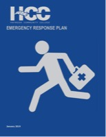 Cover of Security: Issue Hcc Emergency Response Plan 2019